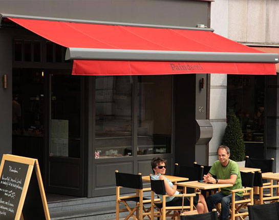 Shop & Retail Awnings