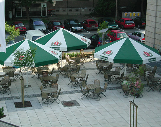 golf club umbrellas Guildford