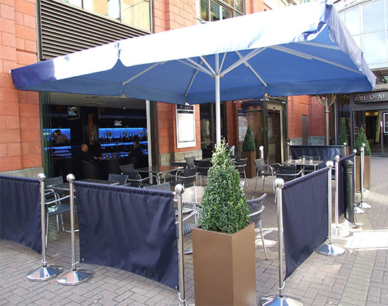 Hotel Promotional Barriers