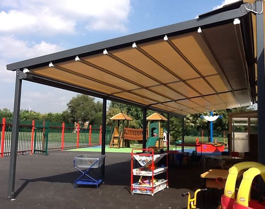 Education Outdoor Play & Learn Shelter