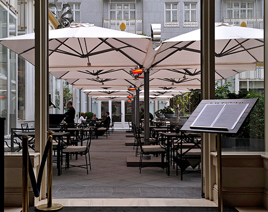 Restaurant Shading Solutions