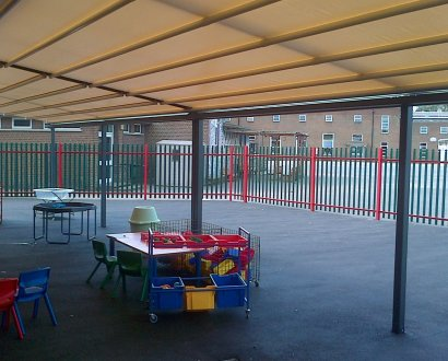 cherry-lane-school-outdoor-structure-installation
